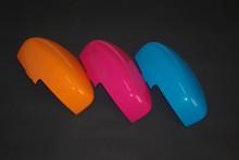純正色塗装済 ドアミラーカバー スズキ ハスラー MR31S/MR41S LEDサイドターンランプ無 [DMCMR31N-01]