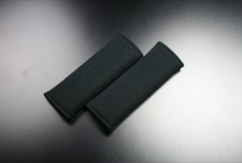 ハーネス用ショルダーパッド ブラック (1脚分/パッド2個1セット) [HSP3KU-90001]