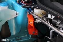 ブレーキマスターシリンダーストッパー タワーバー・フランジ一体型 ホンダ S660 JW5 T-2W [TB-HN0930FTS01-01]