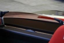 【佐川メール便対応】センタースクリーン ダイハツ コペン L880K ブラウンスモーク [CSCLA400-BS-90002]
