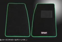 フロアマット スズキ カプチーノ EA11R/EA21R (H3.10~H10.10) [SPFMSZ005-1]