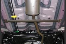 モノコックバー フロント スバル ステラ LA150F スチール製リジット T-2W [MN-DA0390MOF00-90004]