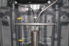 モノコックバー センター ダイハツ ミライース LA350S スチール製リジット T-2W [MN-DA0400MOM00-01]