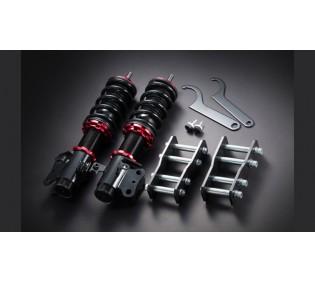UP BURST (アップバースト) 車高調整キット ダイハツ ハイゼットトラック(ジャンボ) S500P/S510P T-1W [UPBFPND12Q-01]