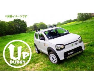 UP BURST β (アップバースト ベータ) 車高調整キット スズキ アルトワークス/アルトターボRS HA36S ※2WD車専用 T-1W [BSYSUPB76B-01]