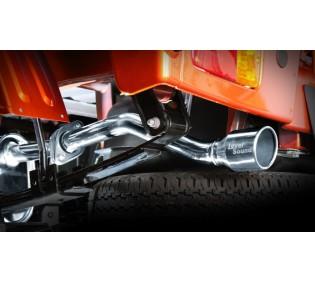 LS-304 (レベルサウンド304) 軽トラック専用車検対応マフラー ダイハツ ハイゼットトラック(ジャンボ) S500P/S510P (~R2.08) [HKMD001-01]