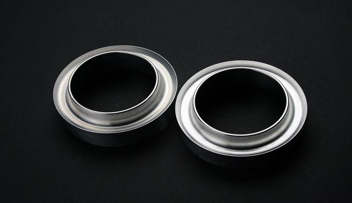 Spiegel (シュピーゲル) スプリングスペーサー 20mm スズキ ジムニー JA12/JA22/JB23/JB32/JB33/JB43