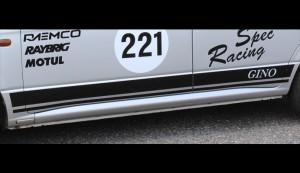 Spiegel (シュピーゲル) サイドデカール ダイハツ ミラジーノ L700S