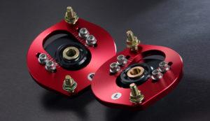 Spiegel (シュピーゲル) 可動式ピロアッパーマウント フロント ダイハツ ムーヴ L900S/L902S/L910S/L912S