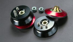 Spiegel (シュピーゲル) 固定式ピロアッパーマウント スズキ アルト/アルトワークス/ターボRS HA36S ベアリング付き商品画像